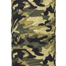 Chusta komin Indian Creek Camouflage Green