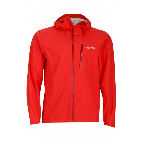 Męska kurtka Marmot Essence Jacket Scarlet Red