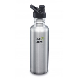Butelka Klean Kanteen Classic Brushed Stainless 800 ml
