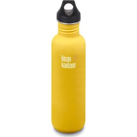 Butelka Klaean Kanteen Classic Lemon Curry 800 ml Loop Cap