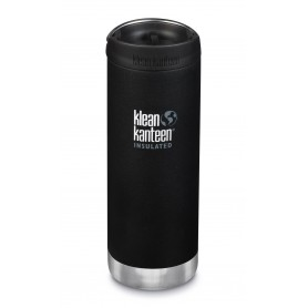 Klean Kanteen TK WideWide Insulated Cafe Cap 473 ml Shale Black kubek termiczny
