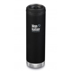 Klean Kanteen TK WideWide Insulated Cafe Cap 592 ml Shale Black kubek termiczny