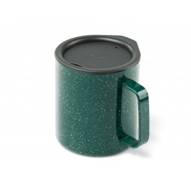 GSI Outdoors Camp Cup 450 ml Green kubek termiczny biwakowy