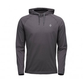 Black Diamond Crag Hoody Carbon męska bluza z kapturem