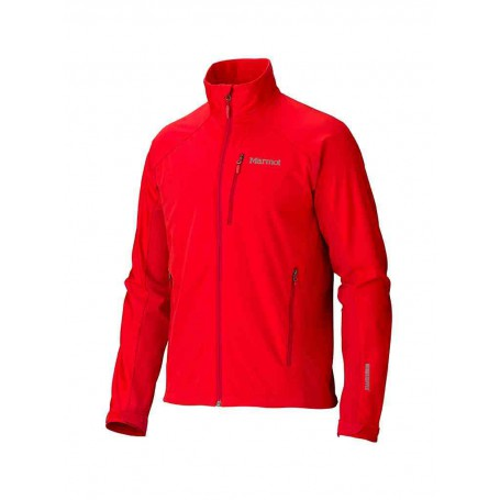 Męski softshell windstopper, Marmot Leadville Jacket