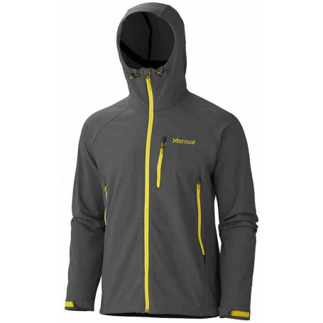 Cienki męski softshell, Marmot Up Track Jacket
