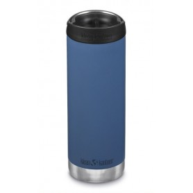 Klean Kanteen TK Wide Insulated Cafe Cap 592 ml Real Teal kubek termiczny