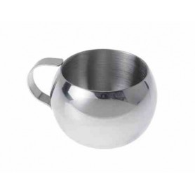 GSI Glacier Stainless Espresso Cup