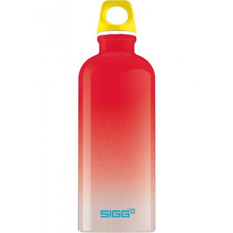 Butelka SIGG Crazy Red 0.6L - bidon Crazy Red