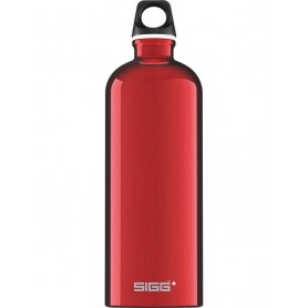 Butelka SIGG Traveller Red 1.0L - bidon Traveller Red