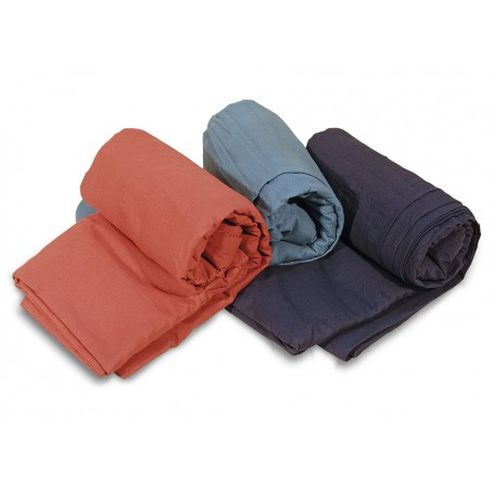 Bawełniana wkładka do śpiwora z kapturem, Sea To Summit Cotton Travel Liner Mummy Hood