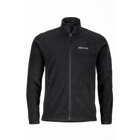Meska bluza polarowa Marmot Reactor Jacket Black