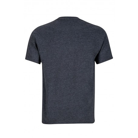 Męski T-shirt Alpine ZOne Tee SS Charcoal Heather