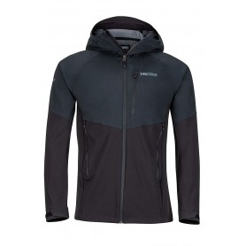Marmot ROM Jacket Black męski windstopper