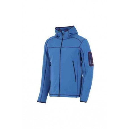 Męski softshell z kapturem, Berghaus Pravitale Hooded Jacket