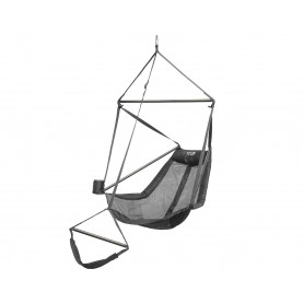 ENO Lounger Hanging Chair Grey/ Charcoal