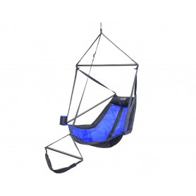 ENO Lounger Hanging Chair Royal/ Charcoal