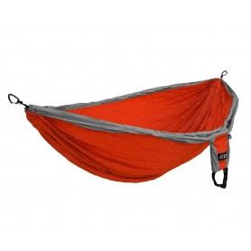 Hamak ENO DoubleDeluxe Orange/ Grey